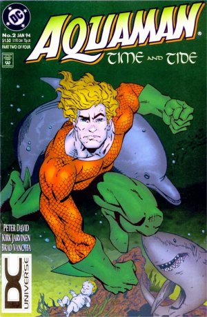 Aquaman - Time and Tide 2 - Fish Tales