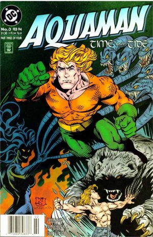 Aquaman - Time and Tide # 3