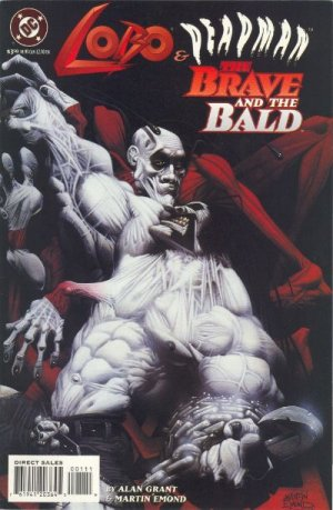 Lobo / Deadman - The Brave and the Bald édition Issues