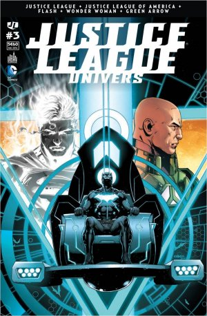 Justice League # 3 Kiosque mensuel (2016 - 2017)