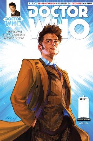 Doctor Who Comics - Dixième Docteur # 5