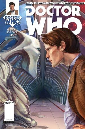 Doctor Who Comics - Onzième Docteur # 5 Kiosque (2016 - En cours)
