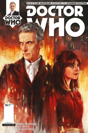 Doctor Who Comics - Douzième Docteur # 5 Issues (2016)