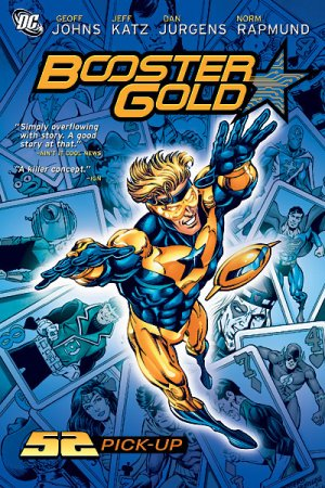 Booster Gold édition TPB softcover (souple) - Issues V2