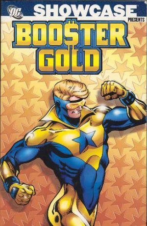 Showcase Presents - Booster Gold édition TPB softcover (souple)