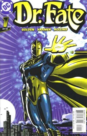 Dr. Fate édition Issues V3 (2003 - 2004)
