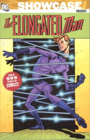Showcase Presents - The Elongated Man édition TPB softcover (souple)