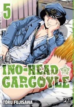 couverture, jaquette Ino-Head Gargoyle 5  (Pika)