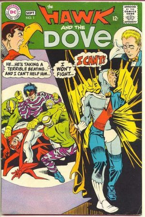 The Hawk and the Dove # 1 Issues V1 (1968 - 1969)