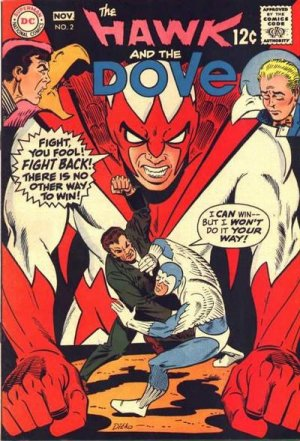 The Hawk and the Dove # 2 Issues V1 (1968 - 1969)