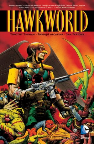 Hawkworld édition TPB softcover (souple) - Issues V1