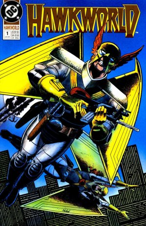 Hawkworld édition Issues V2 (1990 - 1993)