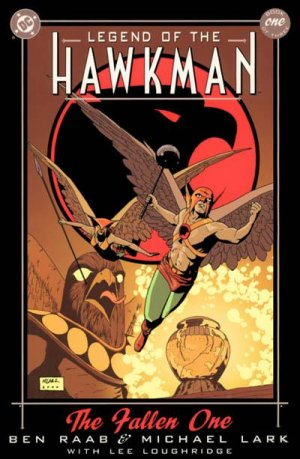 Legend of The Hawkman édition Issues