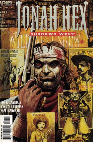 Jonah Hex - Shadows West édition Issues