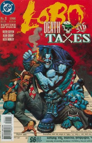 Lobo - Death and Taxes 1