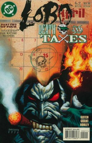 Lobo - Death and Taxes 2