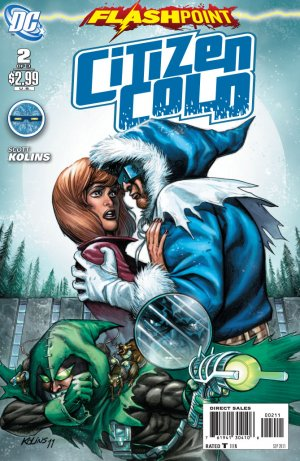 Flashpoint - Citizen Cold # 2 Issues
