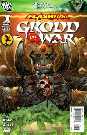 Flashpoint - Grodd of War # 1 Issues