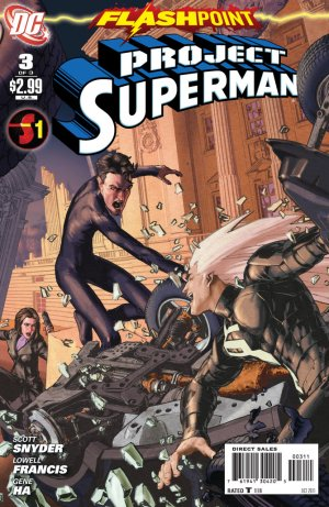 Flashpoint - Project Superman # 3