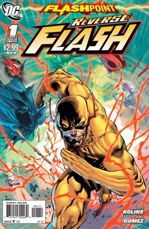 Flashpoint - Reverse-Flash édition Issues