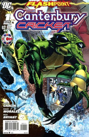 Flashpoint - The Canterbury Cricket édition Issues