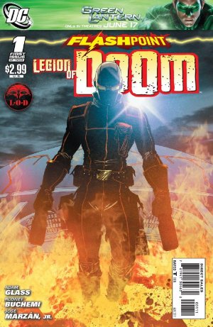 Flashpoint - The Legion of Doom # 1 Issues