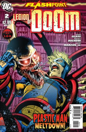 Flashpoint - The Legion of Doom # 2 Issues