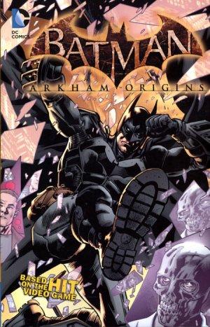 Batman - Arkham Origins édition TPB softcover (souple)