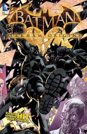 Batman - Arkham Origins édition TPB hardcover (cartonnée)