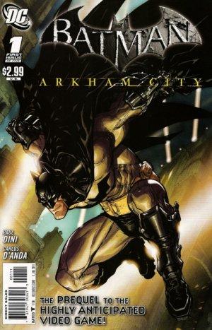 Batman - Arkham City édition Issues V1 (2011)