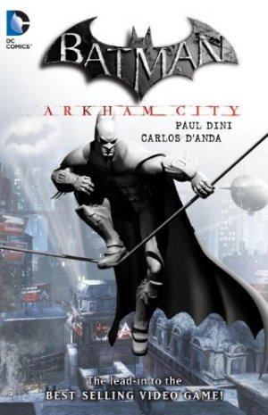 Batman - Arkham City édition TPB softcover (souple) (2012)