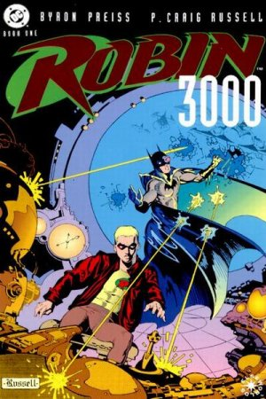 Robin 3000 édition Issues