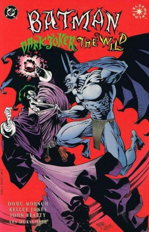 Batman / Dark Joker - The Wild édition TPB softcover (souple)