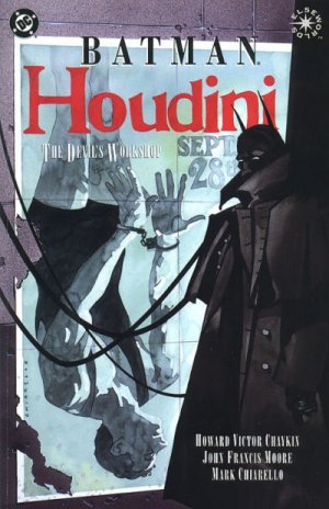 Batman / Houdini - The Devil's Workshop édition Issues