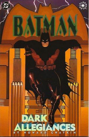 Batman - Dark Allegiances édition Issues