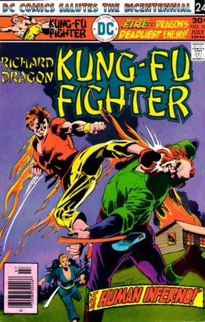 Richard Dragon # 10 Issues