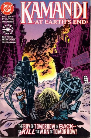 Kamandi - At Earth's End édition Issues