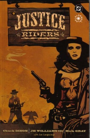 Justice Riders # 1 Issues