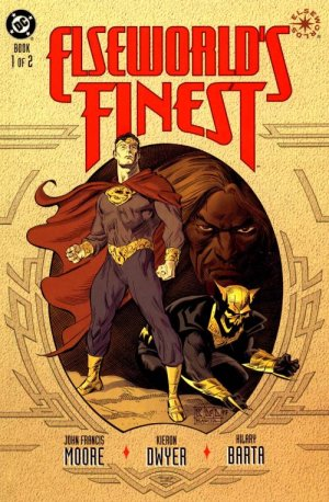 Elseworld's Finest # 1 Issues