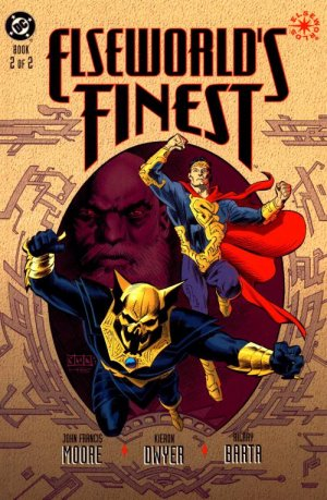 Elseworld's Finest # 2 Issues