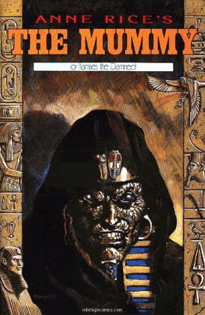 Anne Rice's The Mummy or Ramses the Damned 3