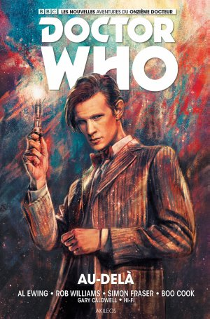 Doctor Who Comics - Onzième Docteur 1