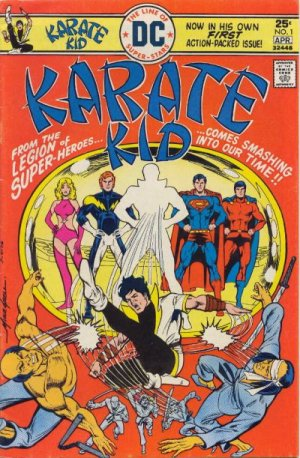 Karate Kid édition Issues