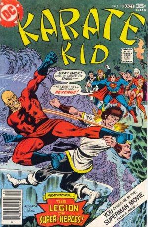 Karate Kid # 10 Issues
