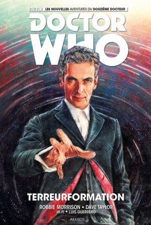 Doctor Who Comics - Douzième Docteur # 1