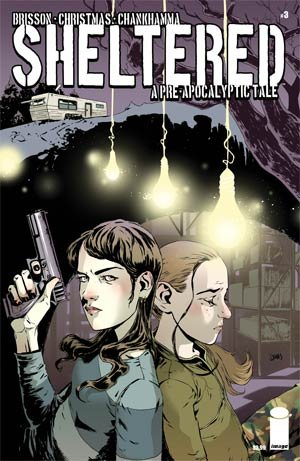 Sheltered # 3 Issues