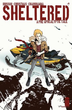 Sheltered # 5 Issues