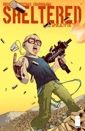 Sheltered # 7 Issues