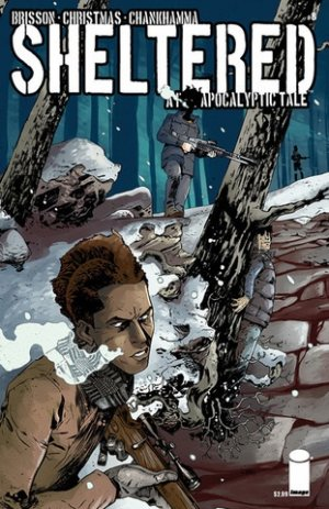 Sheltered # 8 Issues