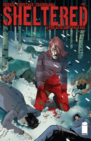 Sheltered # 10 Issues